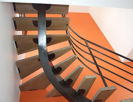 Escalier Doc