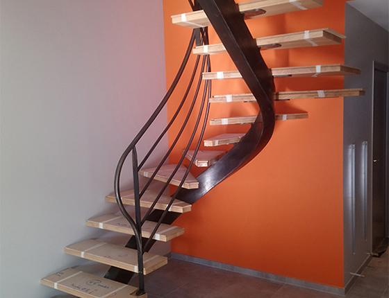 Escalier de Gyé