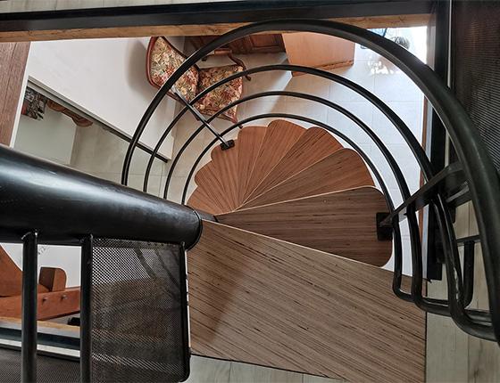 Escalier H