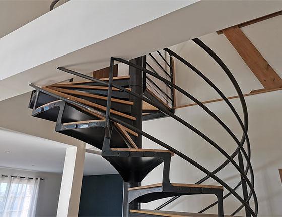 Escalier Mathieu