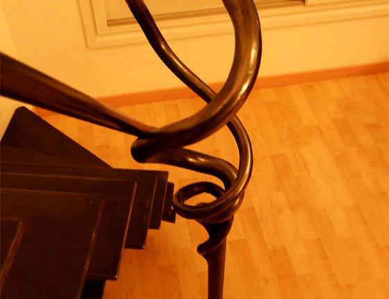 Escalier mère J