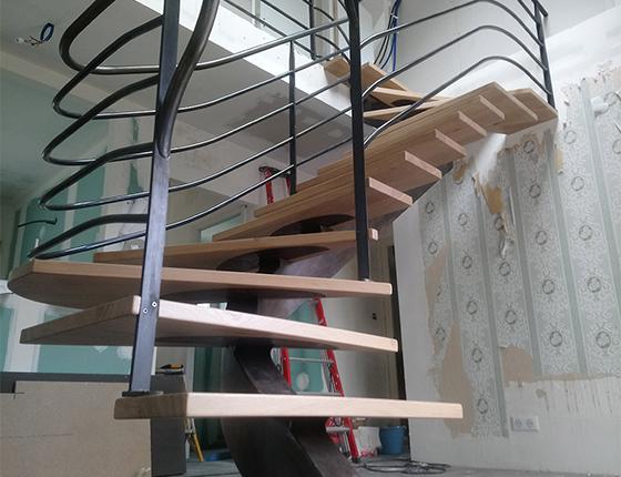 Escalier Sylvie